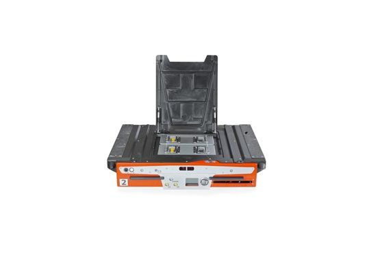 Radioshuttle-battery