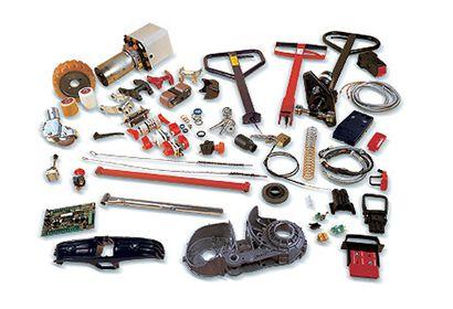 Ricambi originali per mezzi e macchine industriali