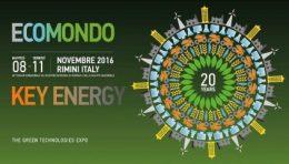 Ecomondo Key Energy 2016-Fiera Rimini